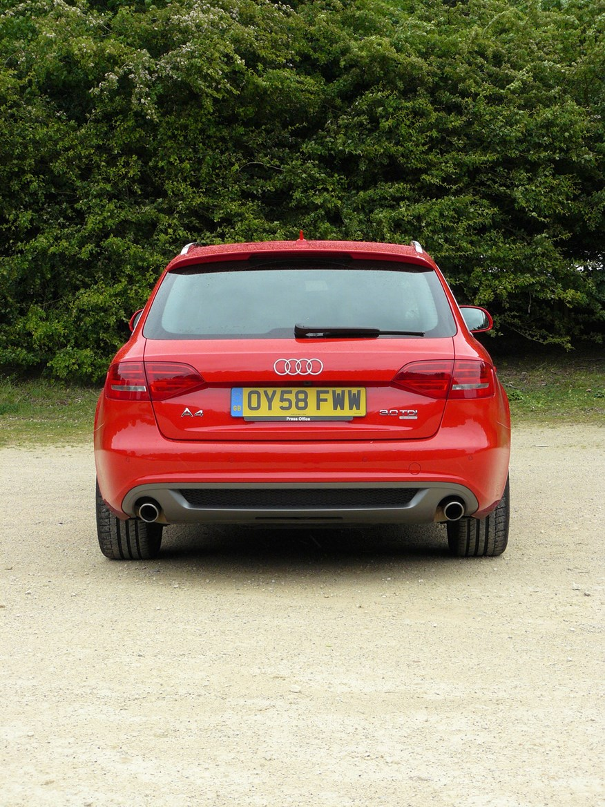 Used Audi A4 Avant (2008 - 2015) Review | Parkers