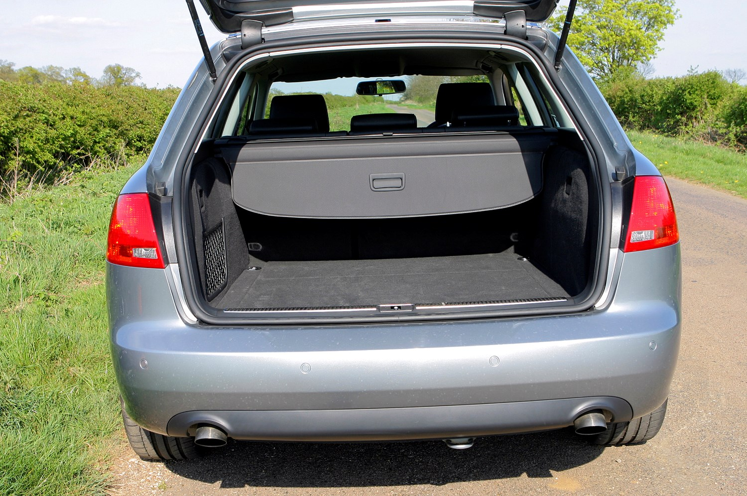 Audi A4 Avant 2005 2008 Features Equipment And Accessories
