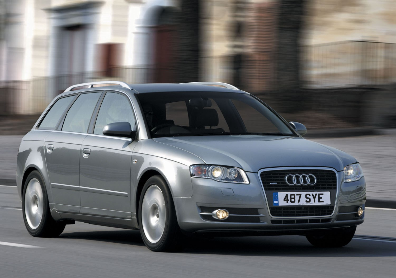 Used Audi For Sale >> Audi A4 Avant Review (2005 - 2008) | Parkers