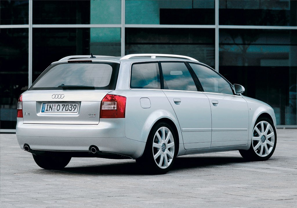 audi a4 avant review 2001 2004 parkers. Black Bedroom Furniture Sets. Home Design Ideas
