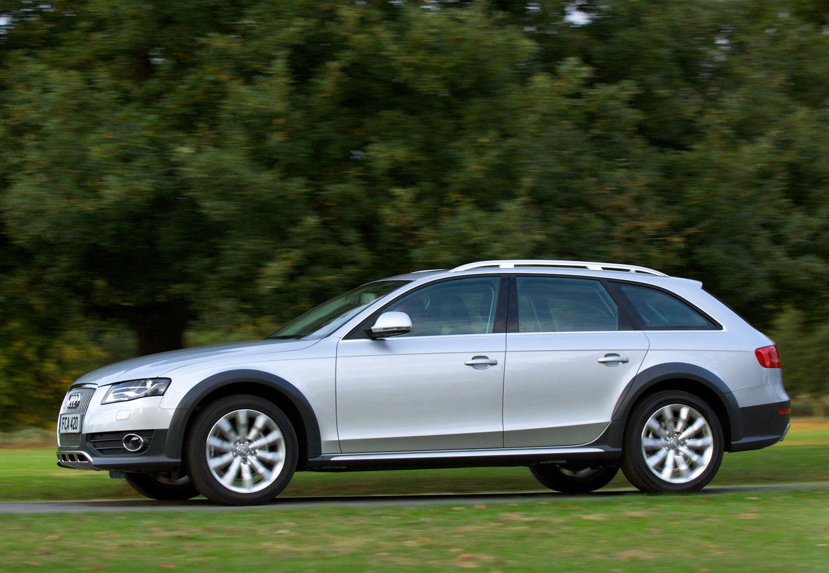 audi a4 allroad 2009 2015 running costs parkers. Black Bedroom Furniture Sets. Home Design Ideas