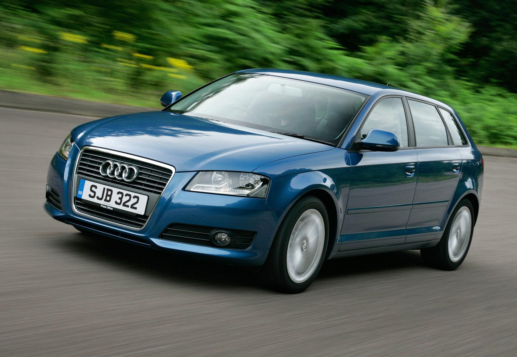 Audi A3 Sportback Review (2004 - 2013) | Parkers