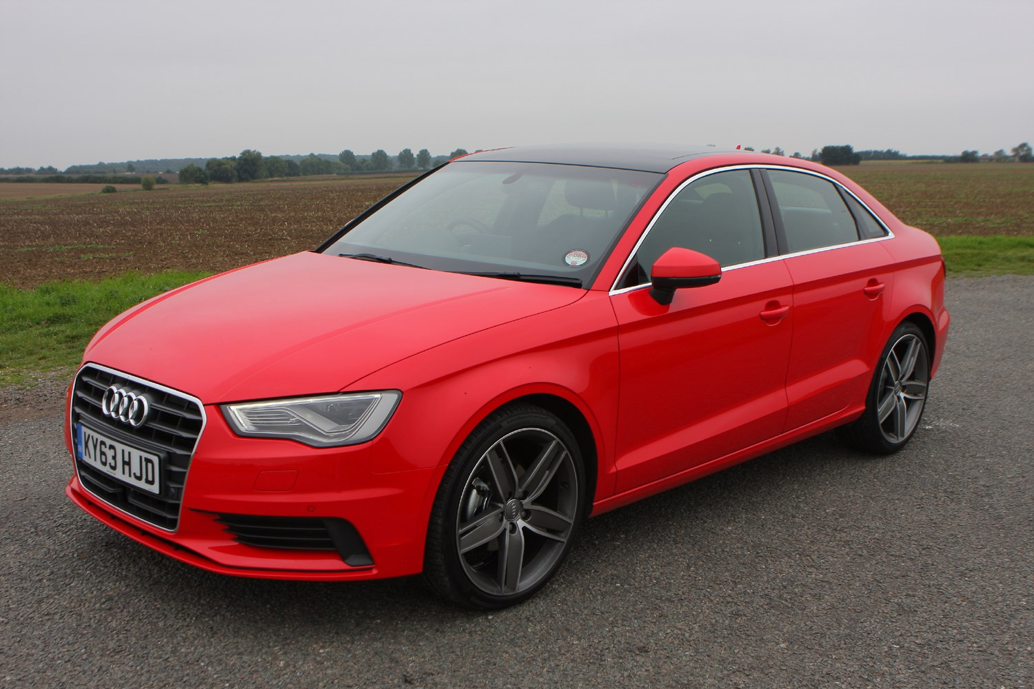 audi a3 saloon 2013 running costs parkers. Black Bedroom Furniture Sets. Home Design Ideas