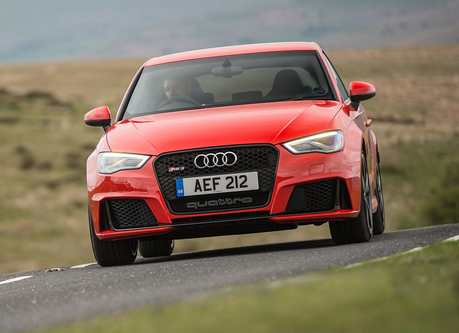 Used Audi A3 RS3 Sportback (2015 - 2016) Review | Parkers