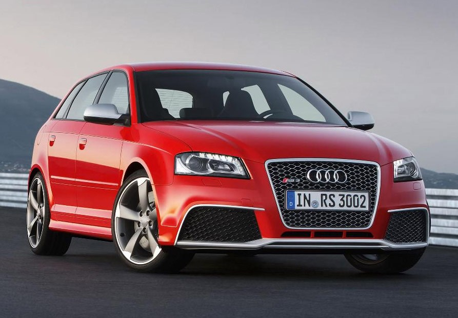 Audi A3 RS3 Sportback (2011 - 2012) Features, Equipment ...