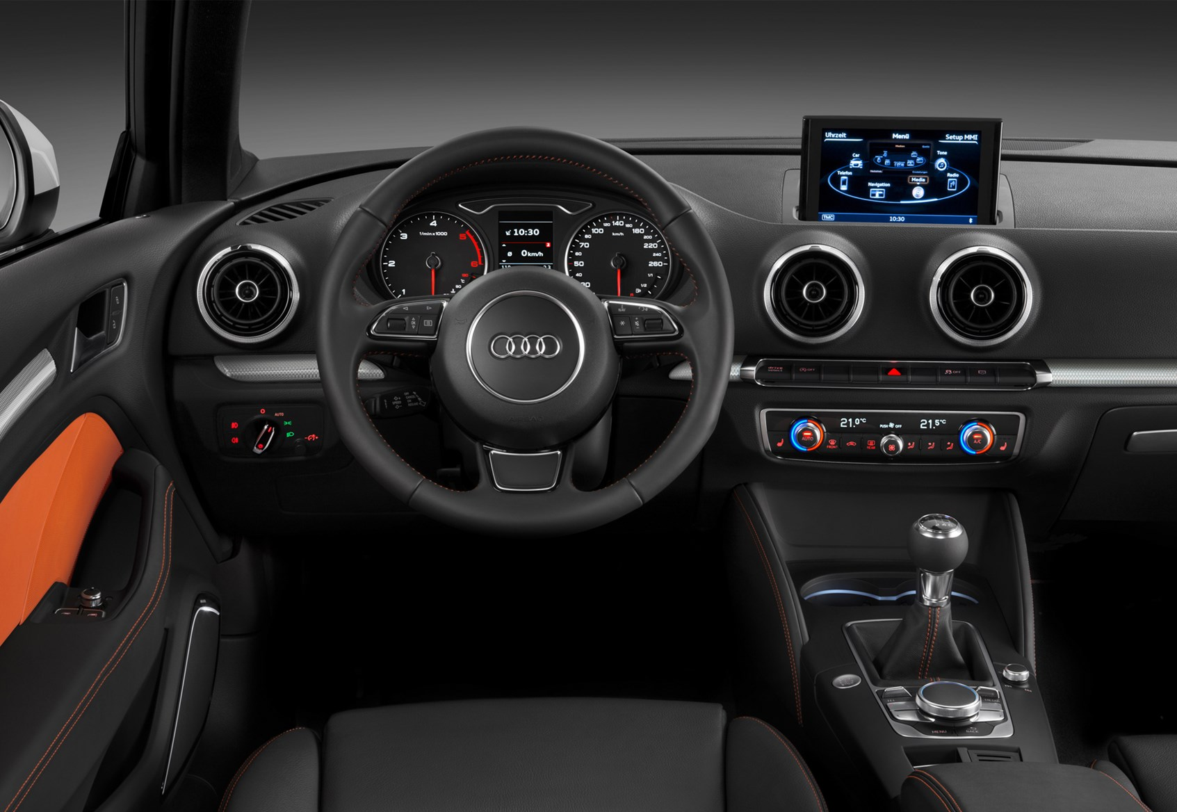Audi A3 Hatchback 2012 2018 Features Equipment And Accessories