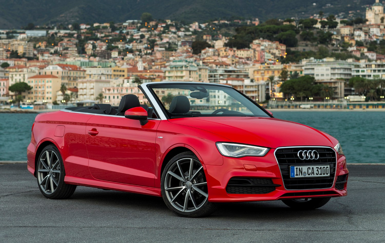 audi a3 cabriolet review 2014 parkers. Black Bedroom Furniture Sets. Home Design Ideas