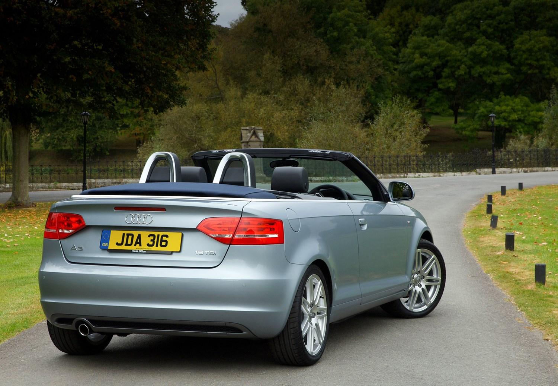 Audi a3 cabriolet review 2008 2013 parkers sciox Images