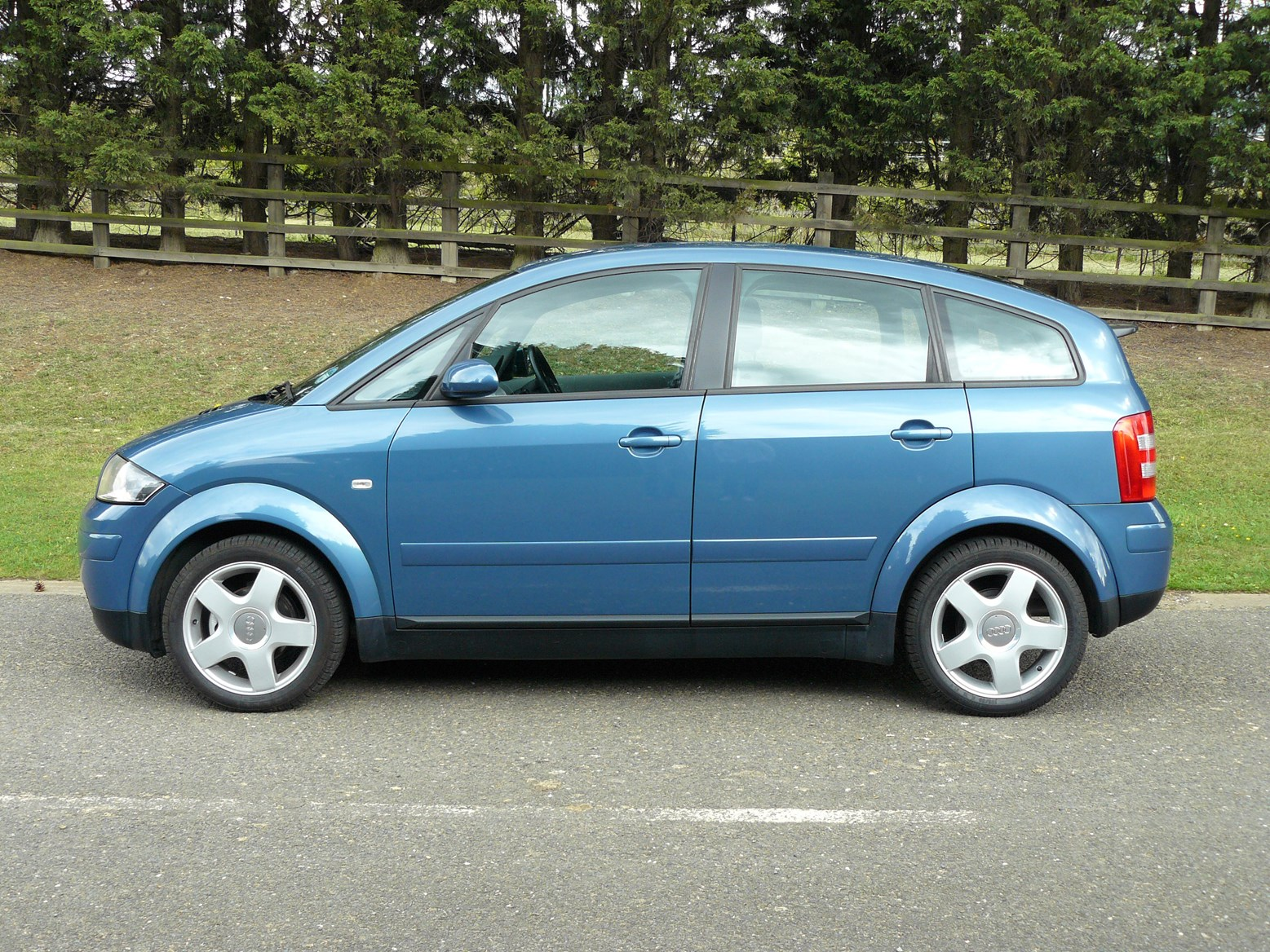 Audi A2 Used Car Review Parkers