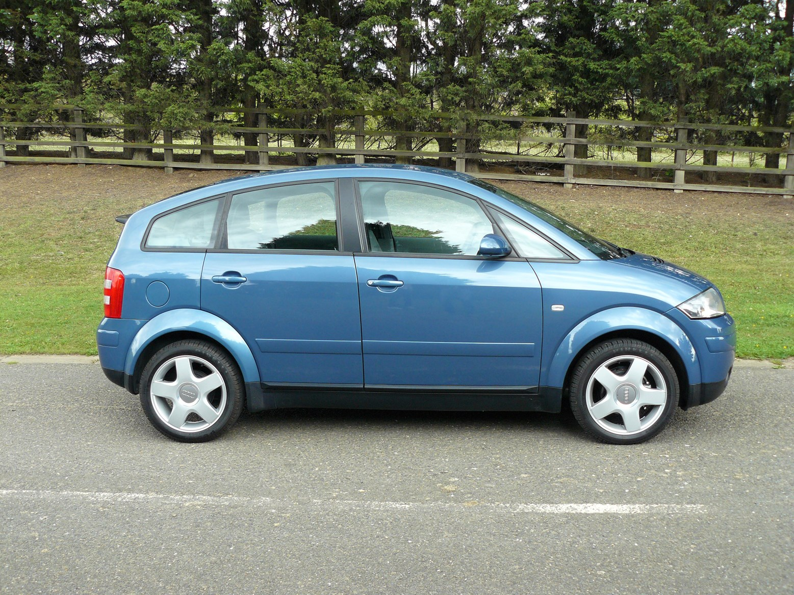 Audi A Used Car Review Parkers - Audi a2