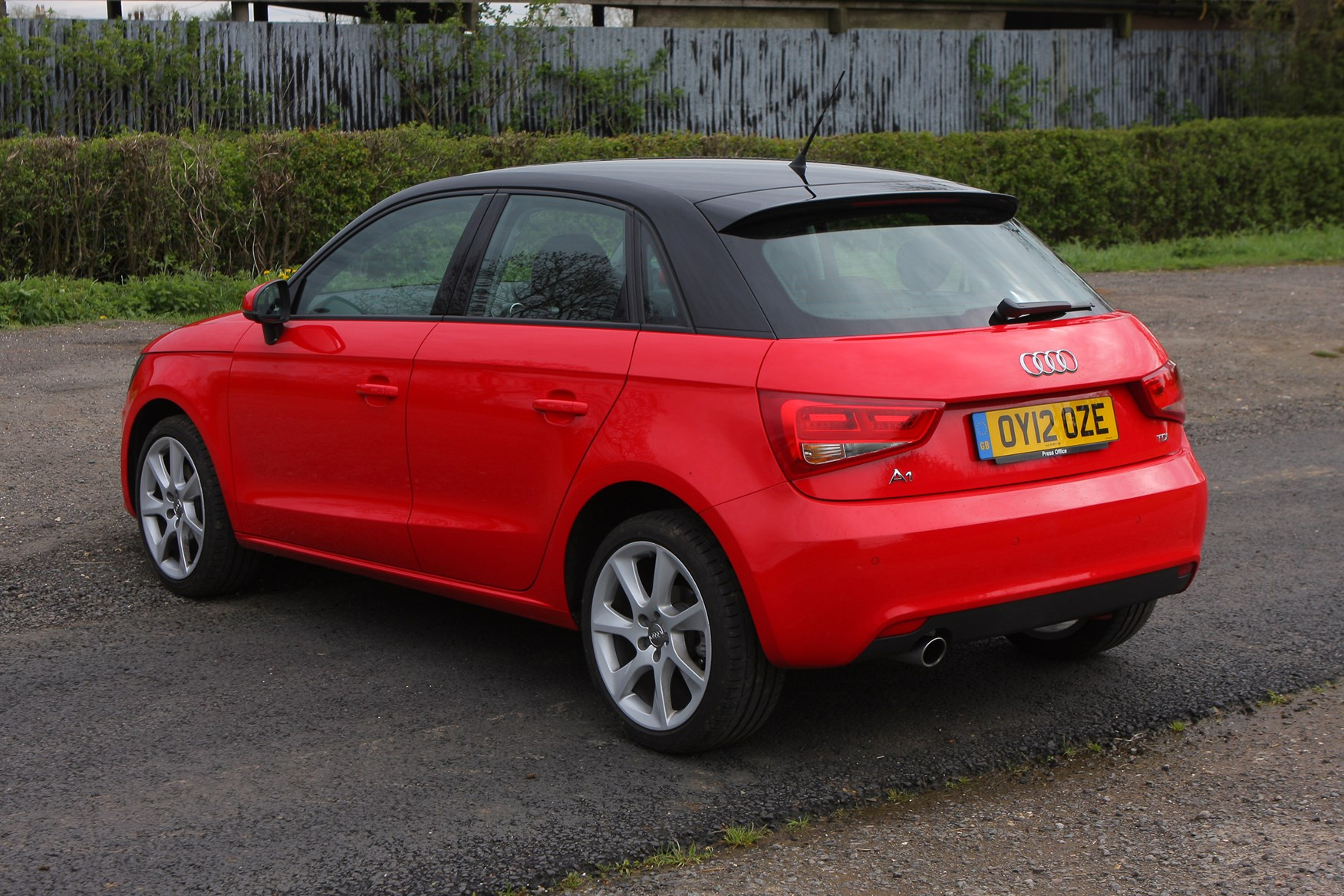 2010 Audi A1 Sportback photo - 1