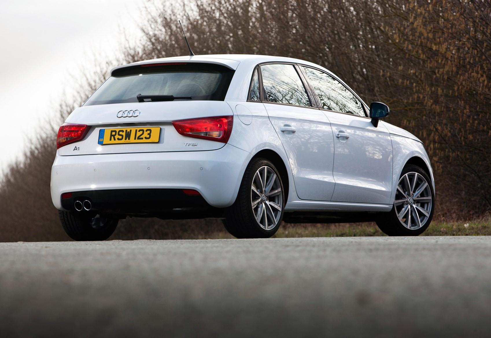 Audi A1 Sportback Review (2012 - )   Parkers