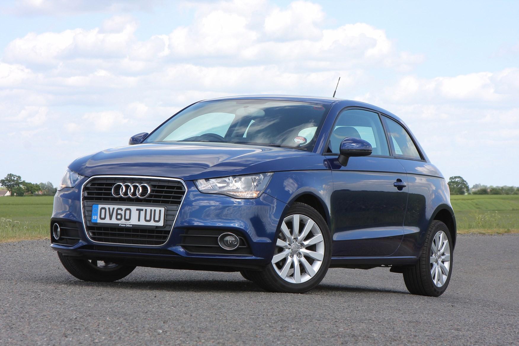 Audi A1 Hatchback Review Video Parkers