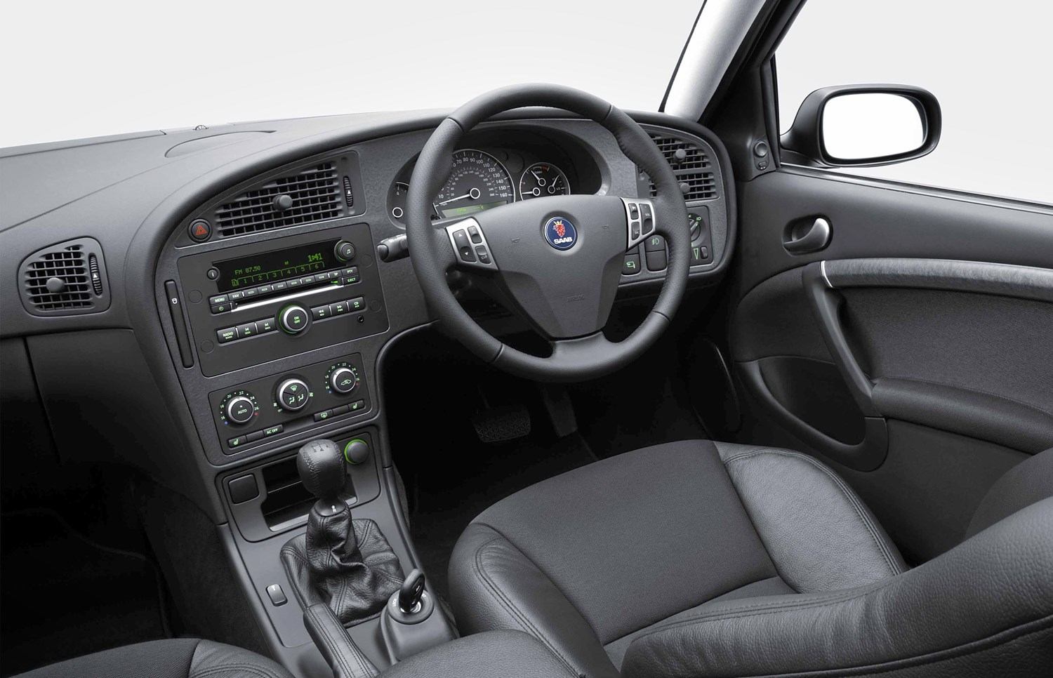 Saab 9 5 Saloon Review 2005 2009 Parkers 93 1 Tid Wiring Diagram How Much Is It To Insure