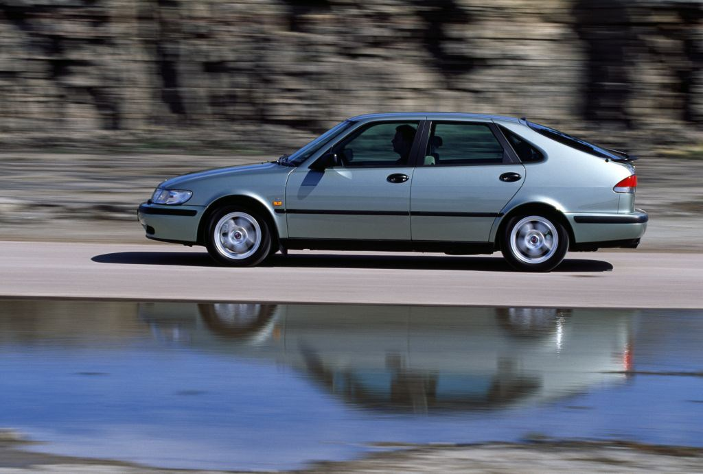 Used Saab 9 3 Hatchback 1998 2002 Review Parkers