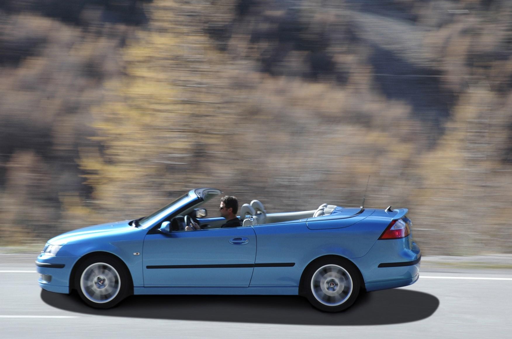 2008 saab 9-3 convertible review
