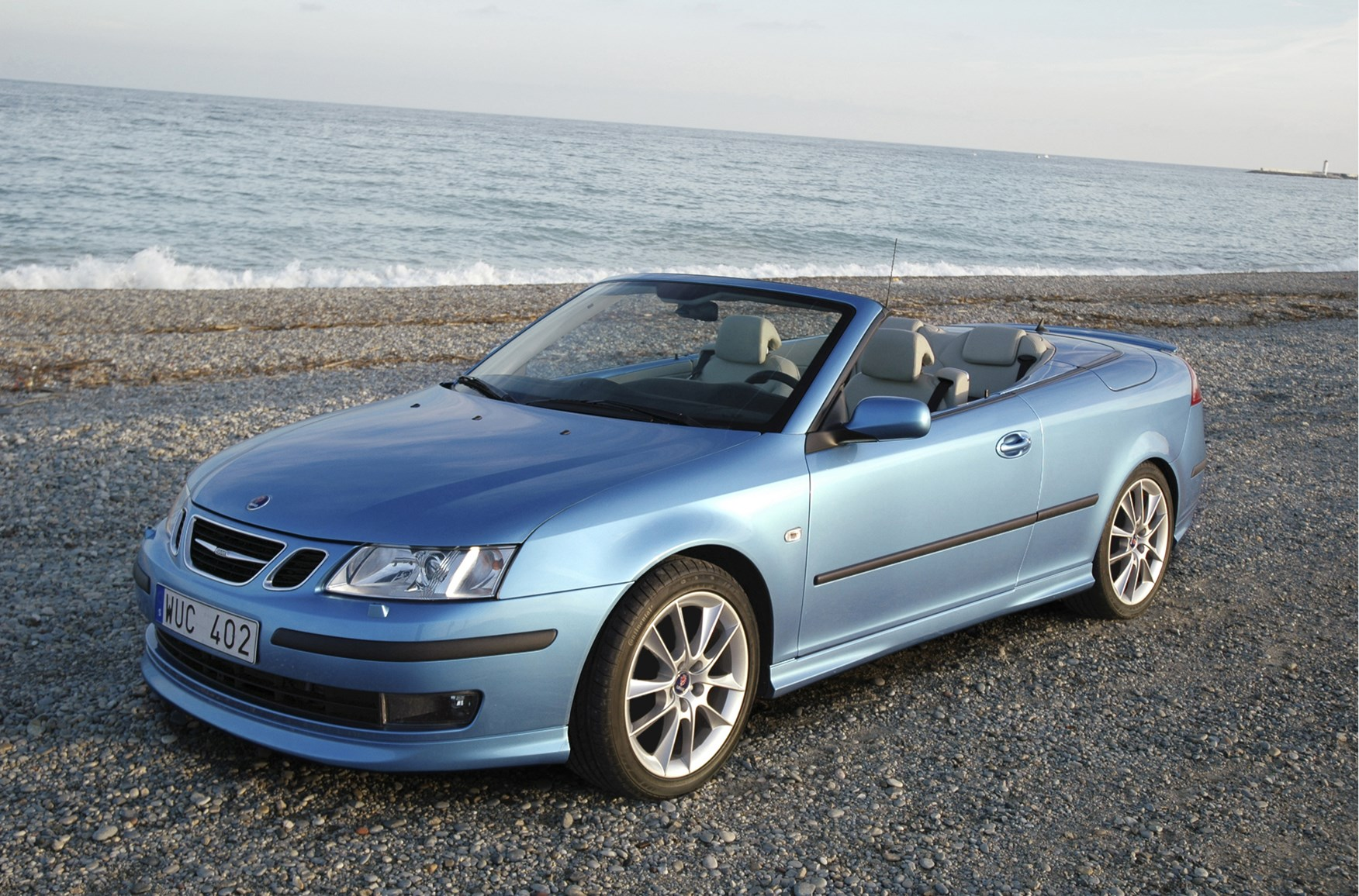 used saab 9 3 convertible 2003 2011 review parkers. Black Bedroom Furniture Sets. Home Design Ideas