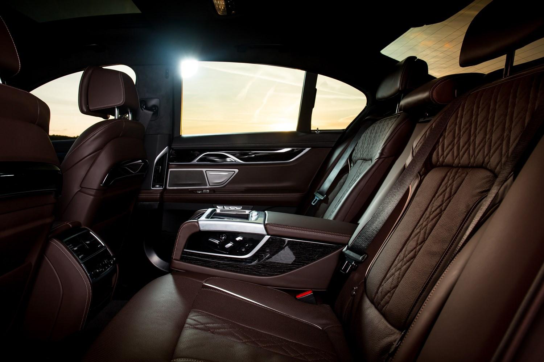 BMW 7 Series Saloon 2015