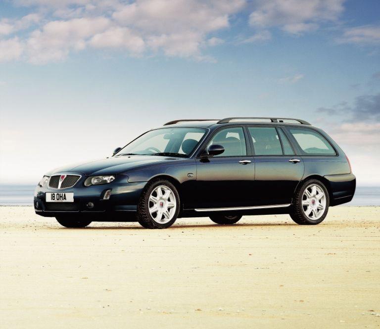 Rover 75 Tourer Review (2004 - 2005)