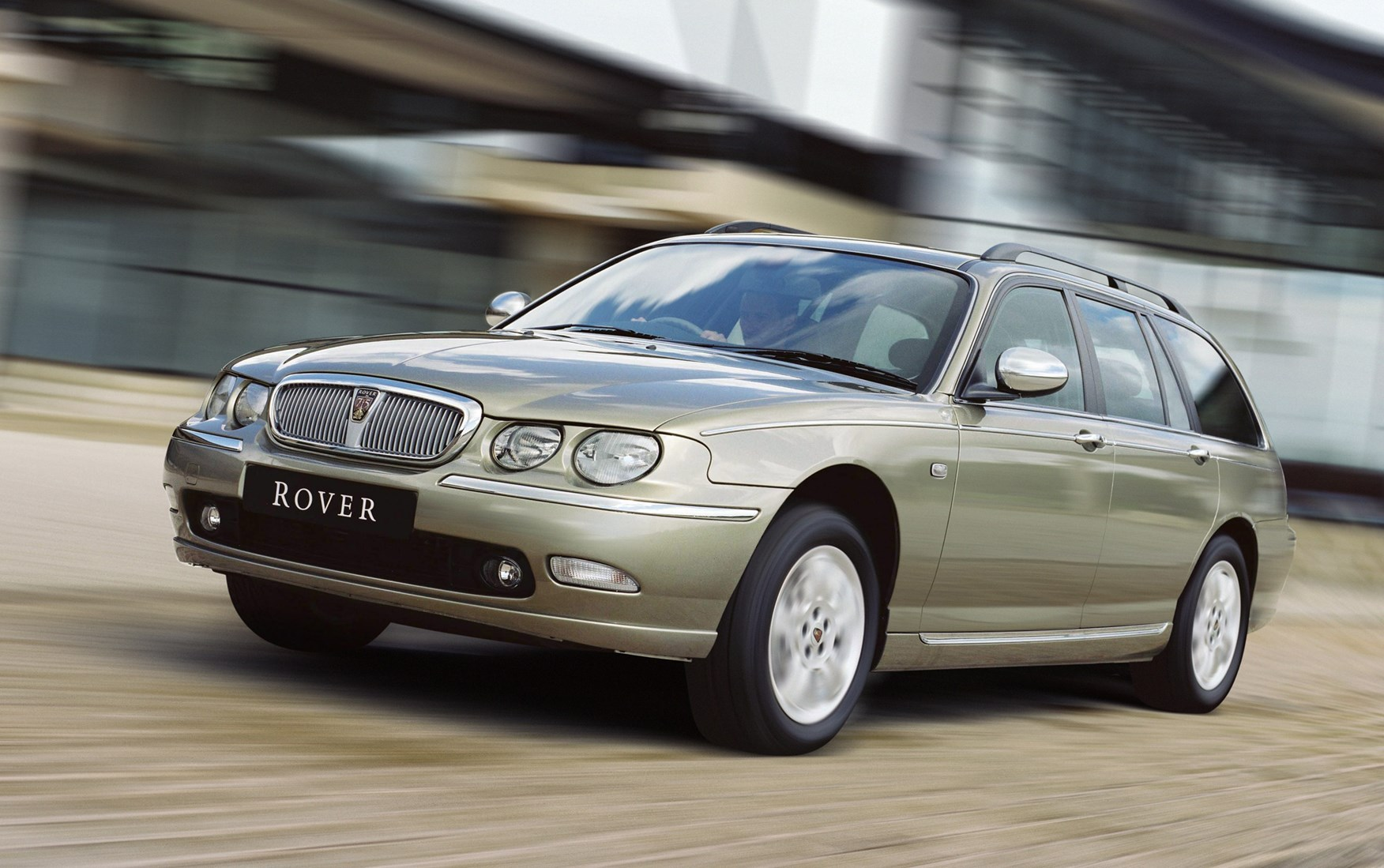 Used Kia Sportage >> Rover 75 Tourer Review (2001 - 2004) | Parkers