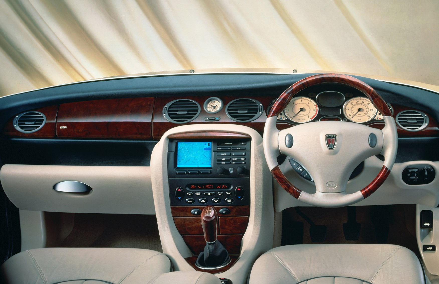 Rover 75 Tourer (2001 - 2004) Features, Equipment and Accessories ...
