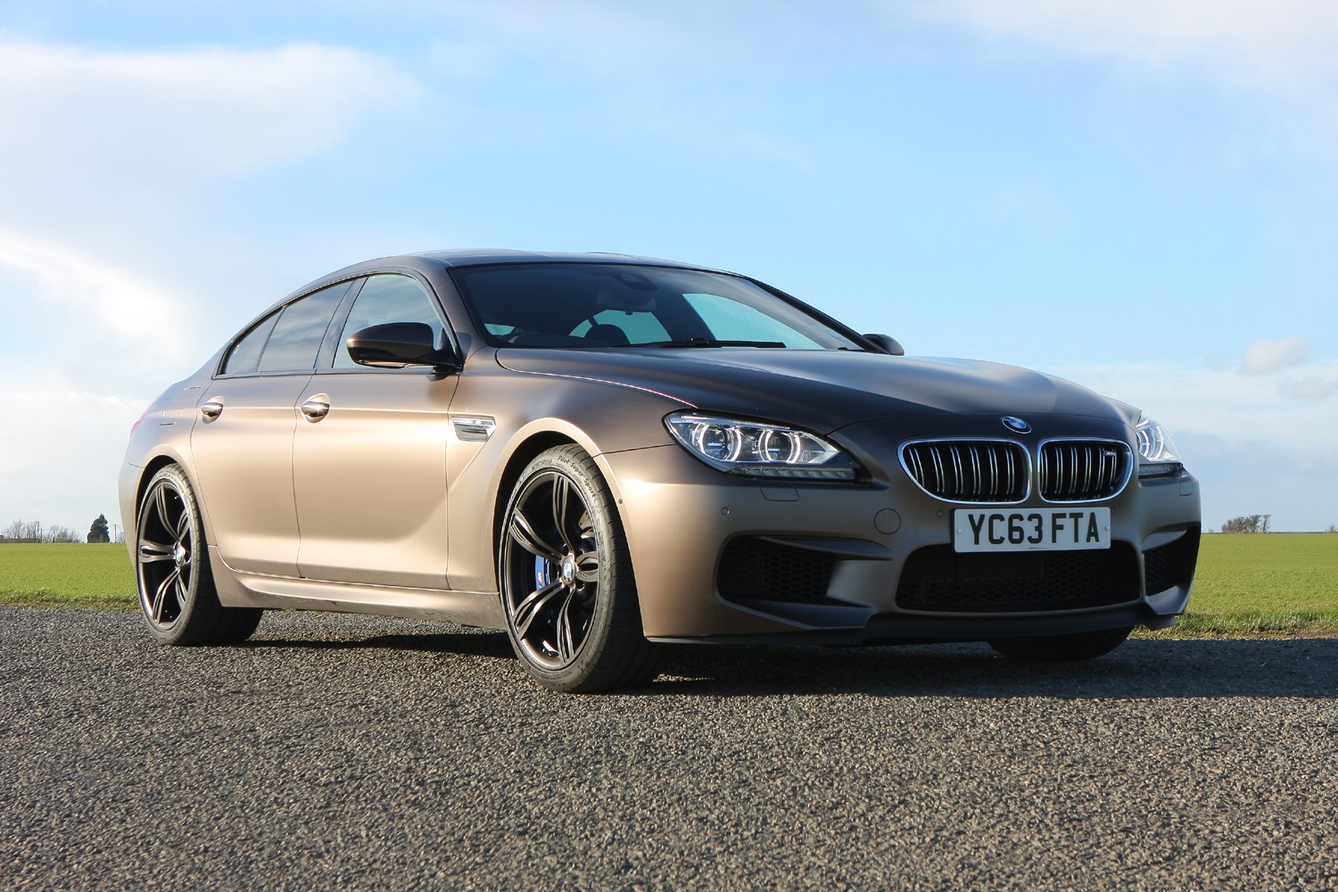 bmw 6 series m6 gran coupe review 2013 parkers. Black Bedroom Furniture Sets. Home Design Ideas