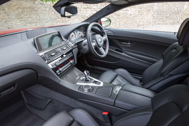 BMW 6 Series M6 2012