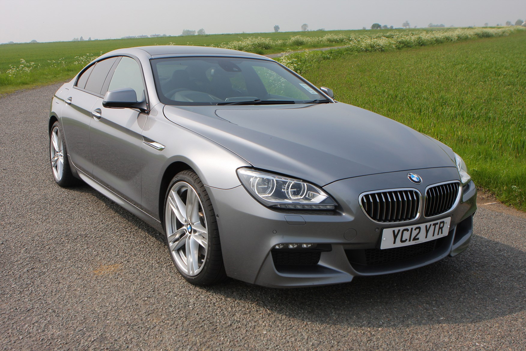 bmw 6 series gran coupe 2012 features equipment and accessories parkers. Black Bedroom Furniture Sets. Home Design Ideas