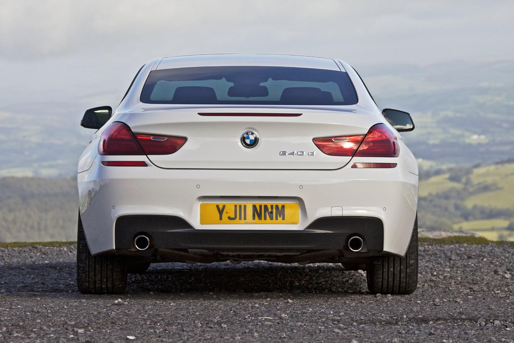 BMW 6 Series Coupé Review 2011 2018