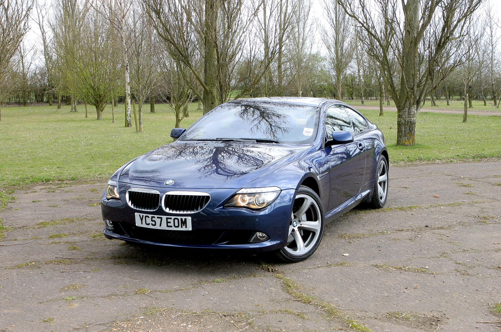 BMW 6-Series Coupé Review (2004 - 2010) | Parkers
