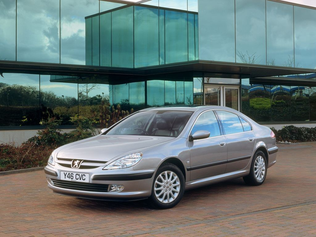 Peugeot 607 Saloon Review (2000 - 2009)