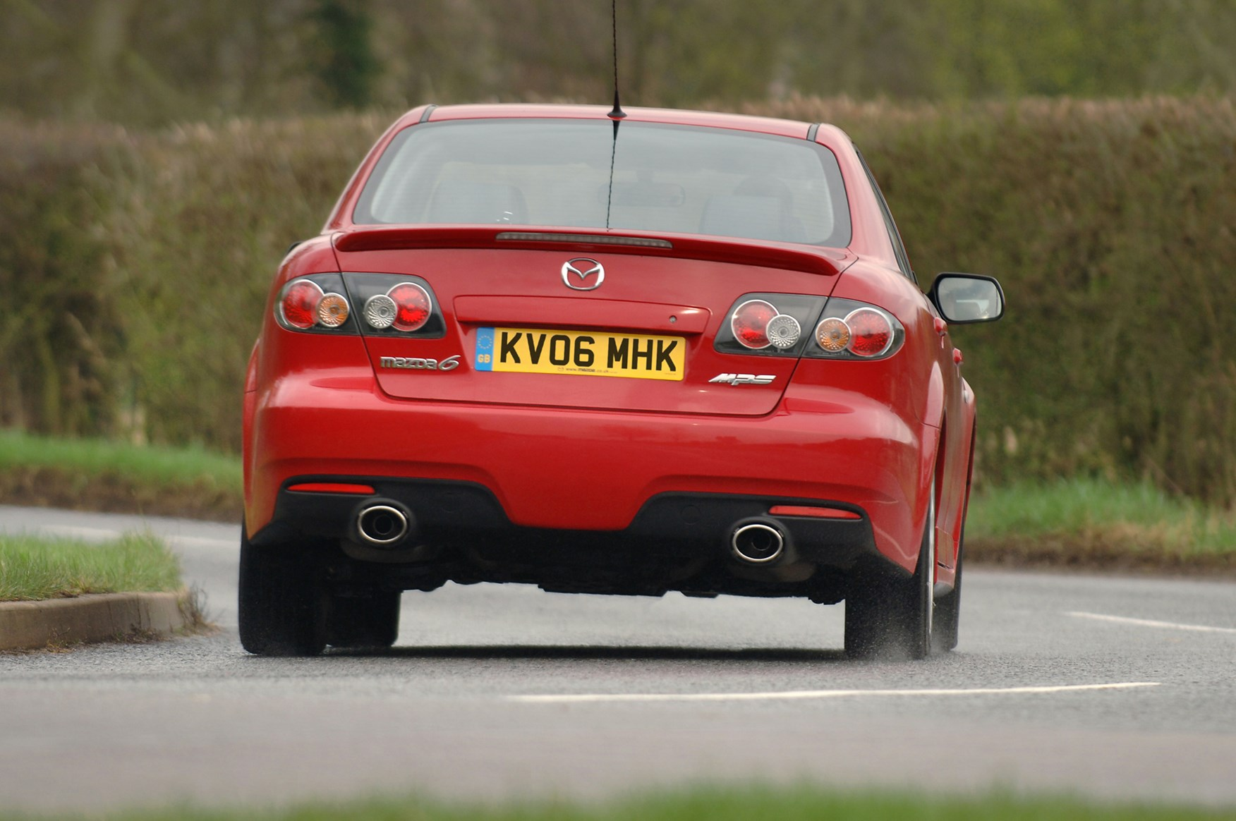 Mazda 6 MPS Review (2006 - 2007) | Parkers