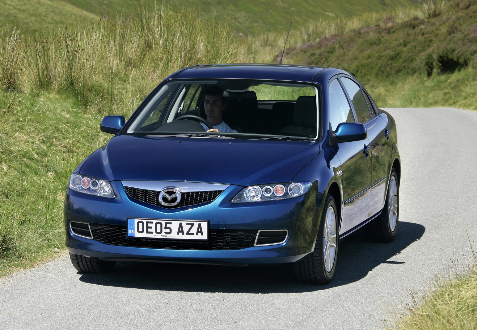 Mazda 6 Hatchback Review 2002 2007 Parkers 03 2 3 Engine For Sale How Much Is It To Insure