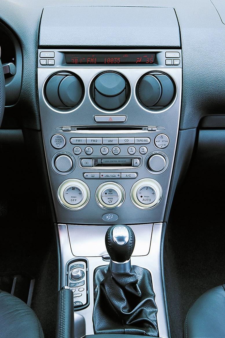 Mazda 6 Hatchback Review (2002 - 2007) | Parkers