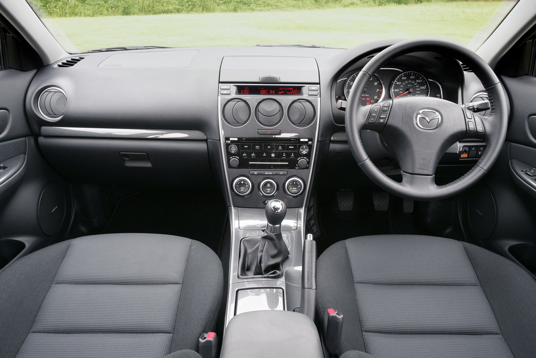 Mazda 6 Hatchback Review 2002 2007 Parkers