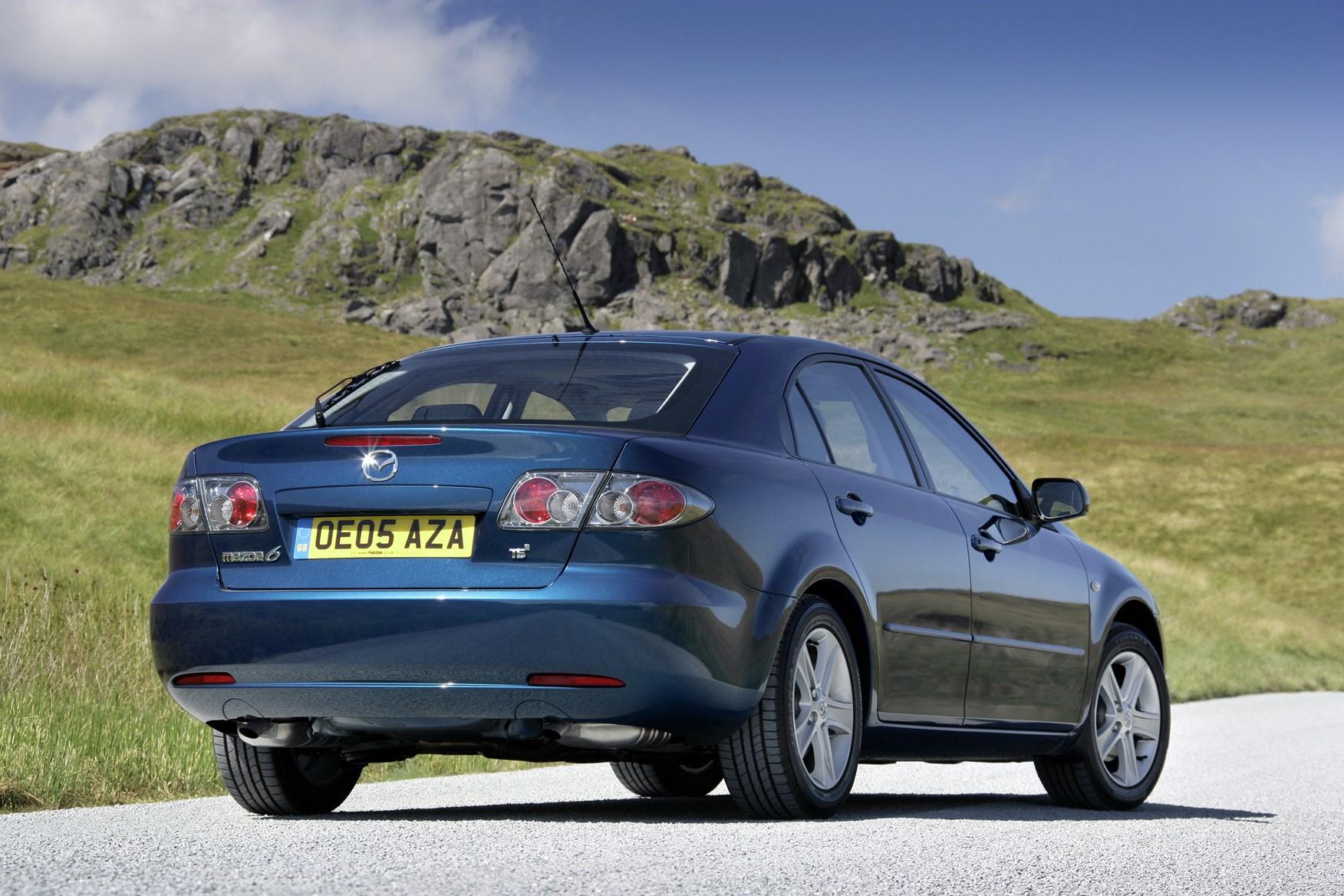 Mazda 6 Hatchback Review (2002   2007) | Parkers