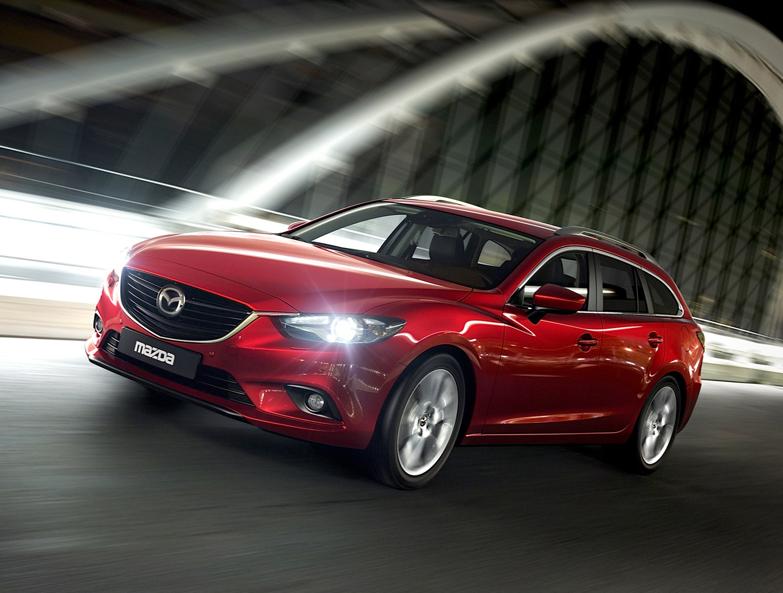 video mazda news h sale road for test