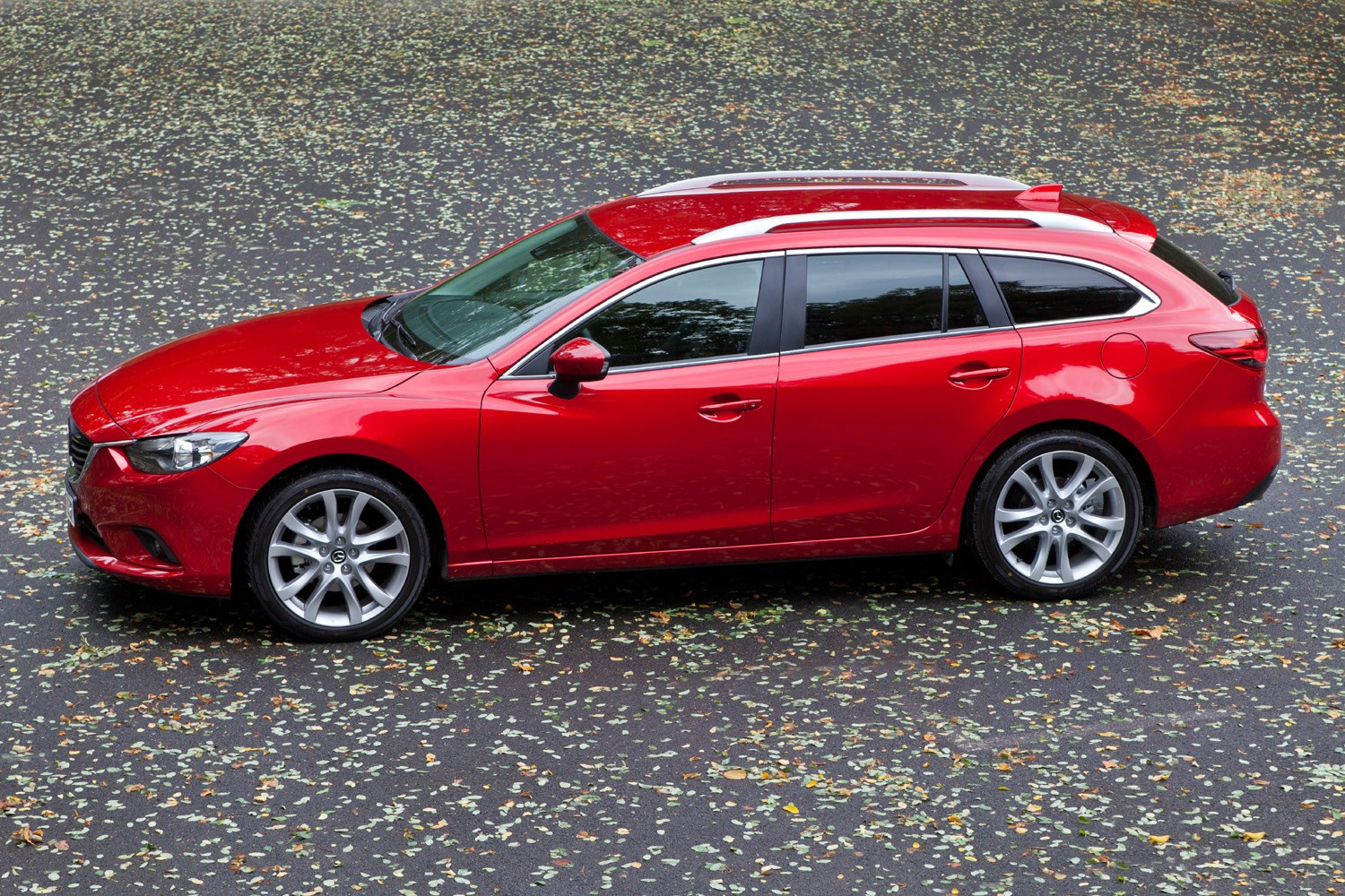 Mazda 6 Estate Review (2012   ) | Parkers