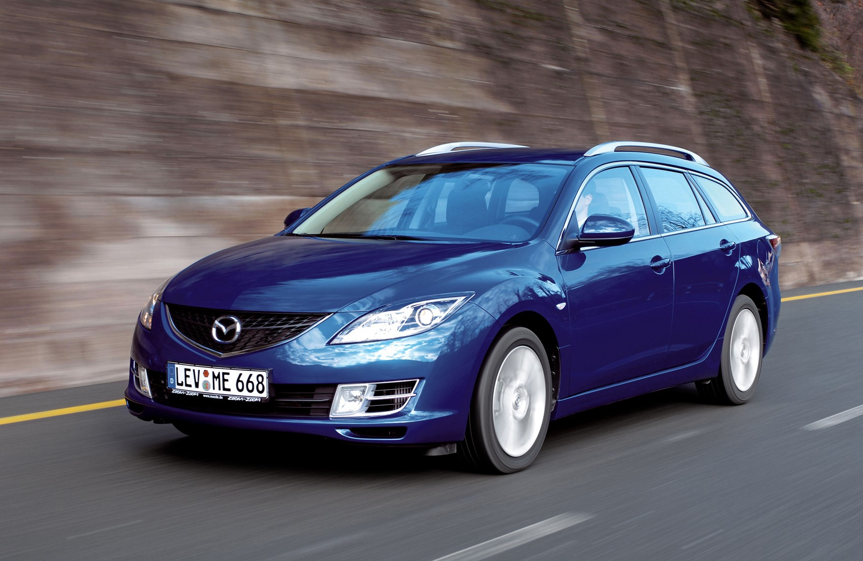 Good Mazda 6 Estate Review (2008   2012) | Parkers