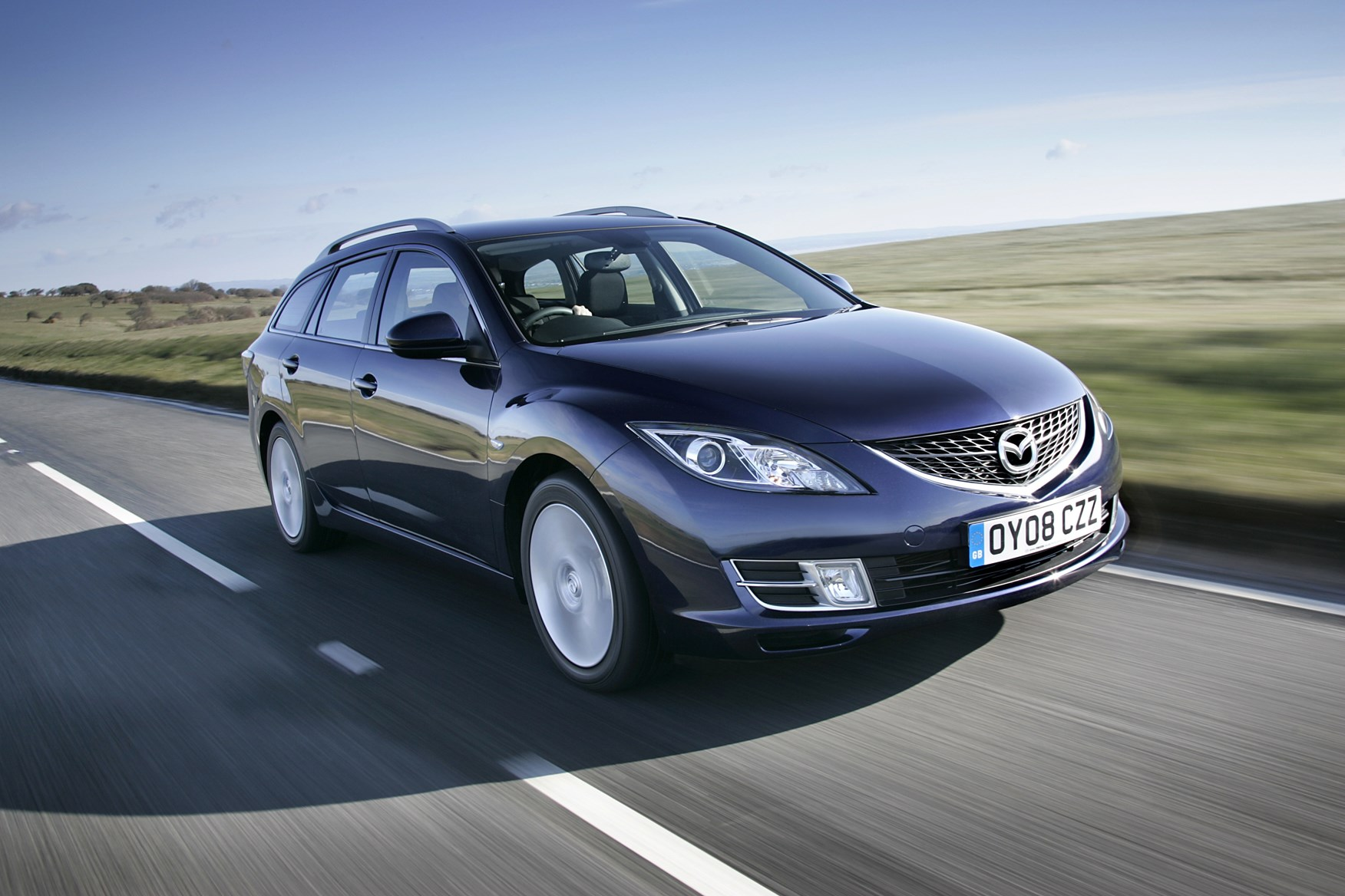 Mazda 6 Estate Review (2008   2012) | Parkers