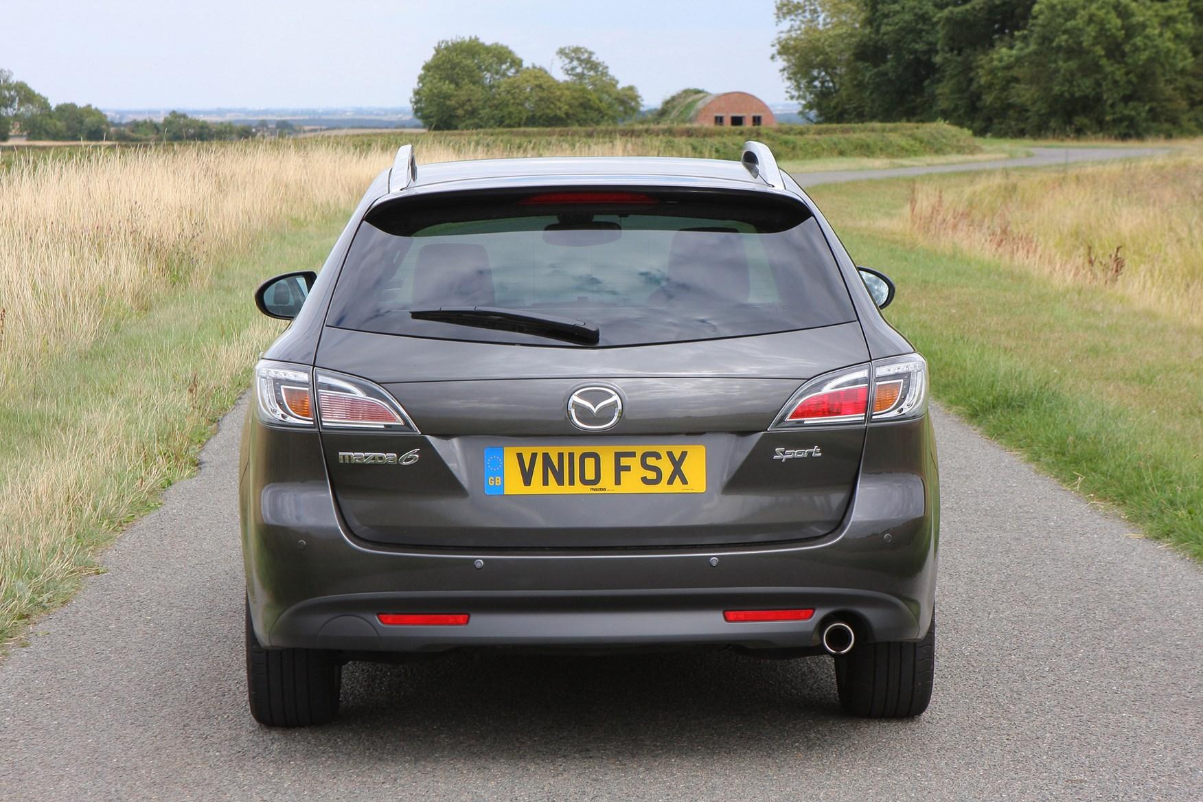 mazda 6 estate review 2008 2012 parkers rh parkers co uk Mazda CX-9 2015 Mazda CX-5