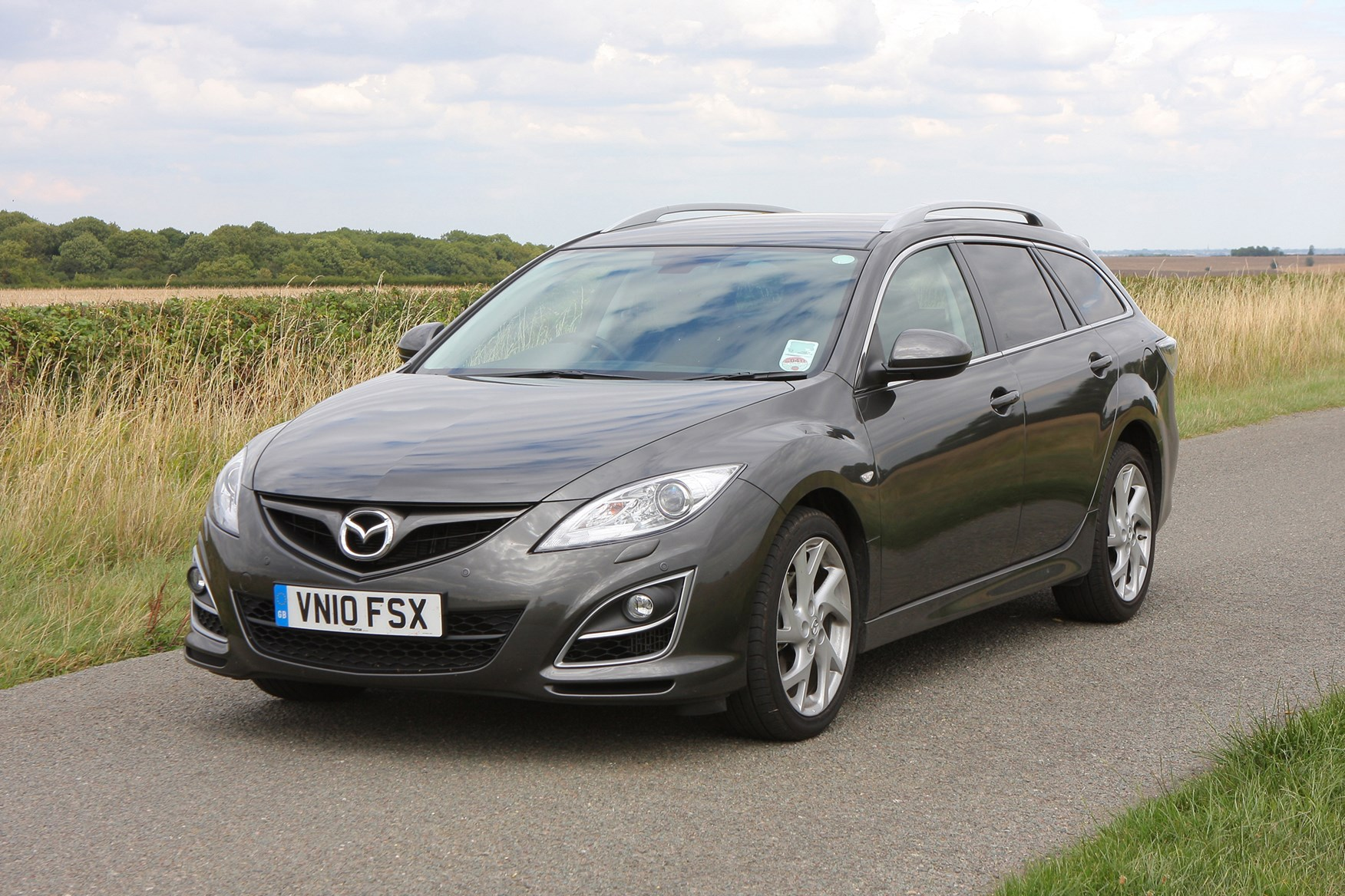 Mazda For Sale >> Mazda 6 Estate Review (2008 - 2012) | Parkers