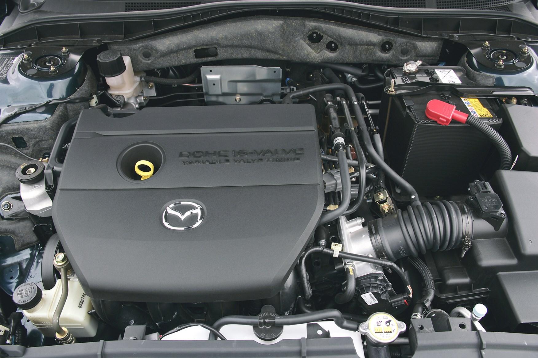 Mazda 6 Estate Review (2002 U2013 2007) | Parkers. Download Image 1752 X 1168