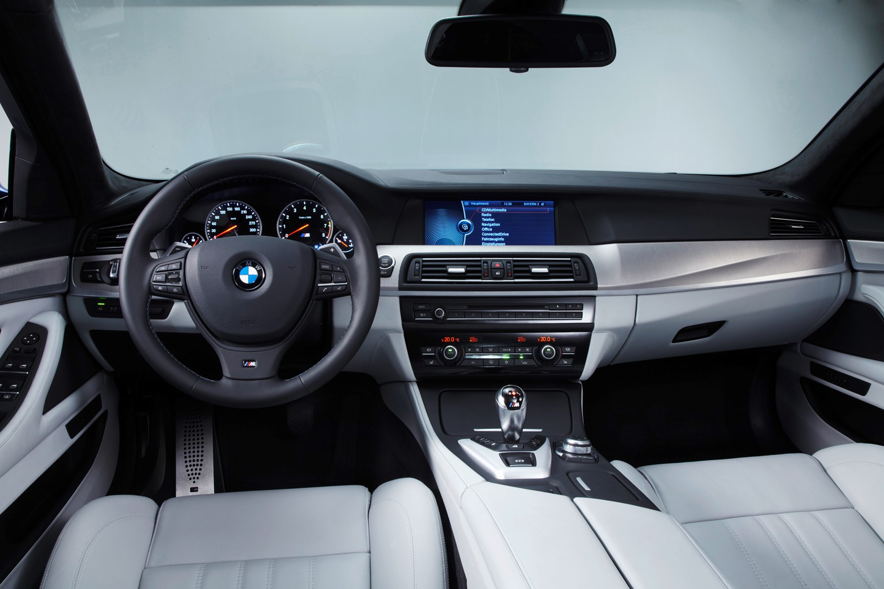 Bmw M5 Review Telegraph Interior