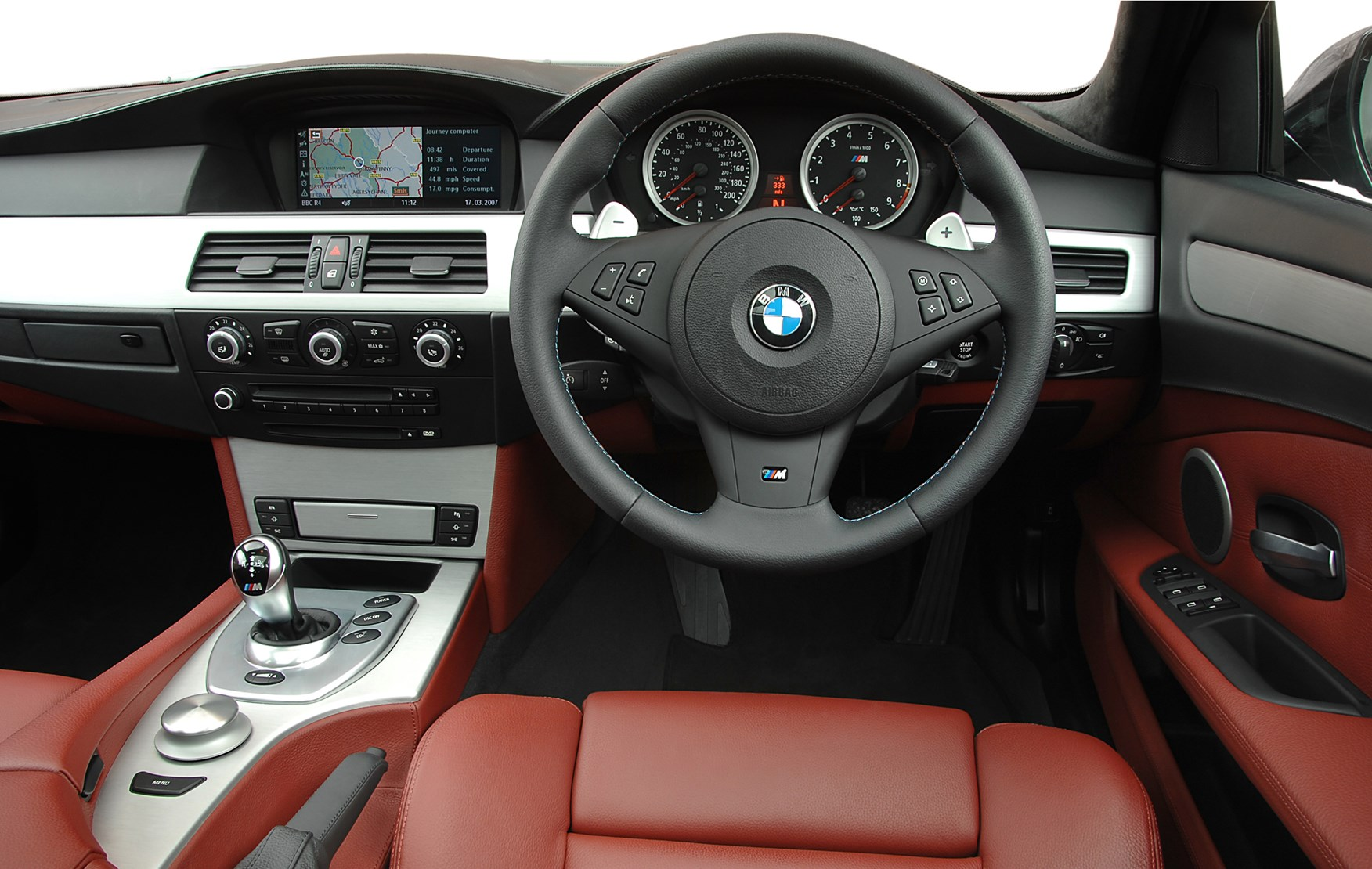Bmw 5 Series M5 Review 2005 2010 Parkers