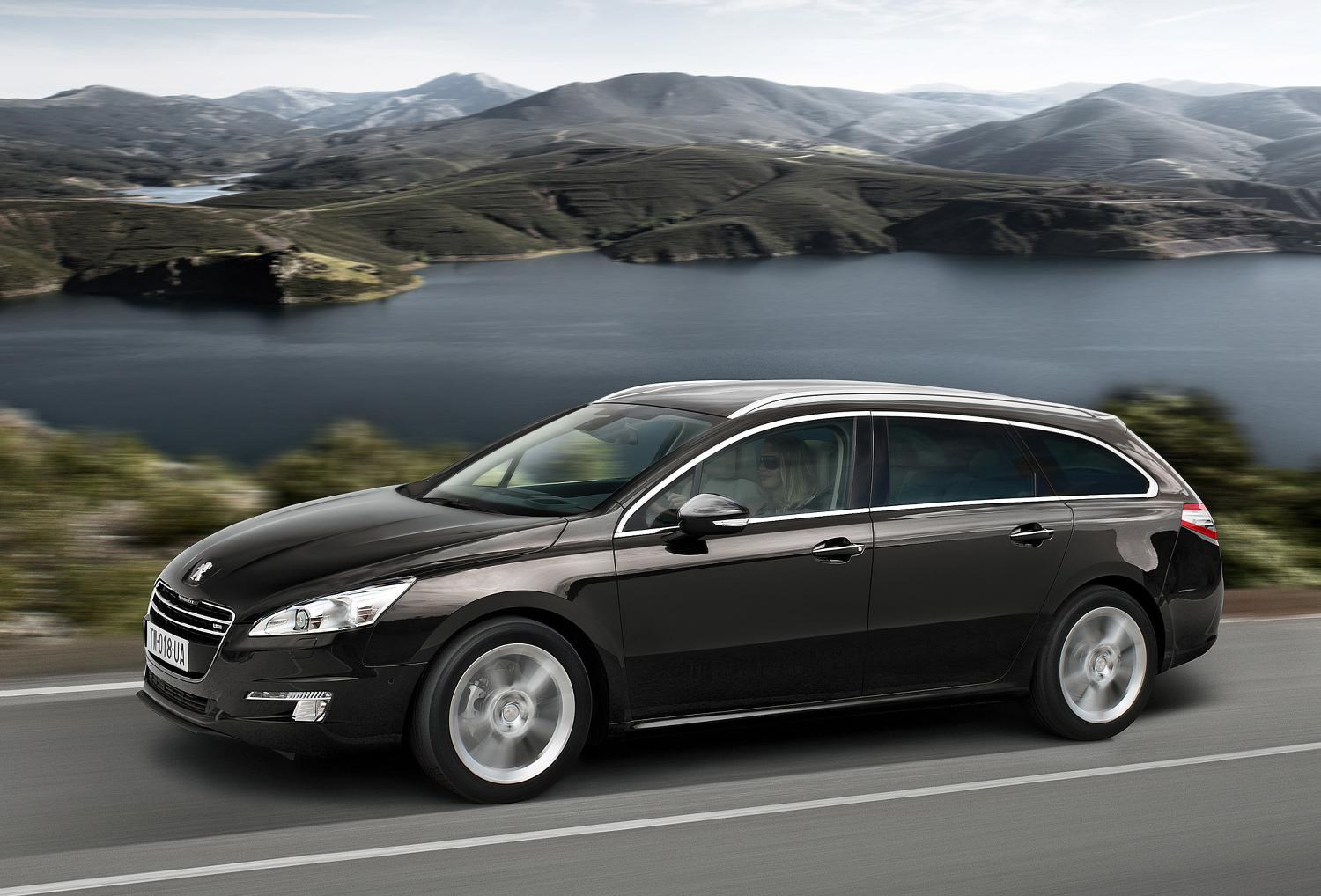 peugeot 508 sw (2011 - ) features, equipment and accessories | parkers