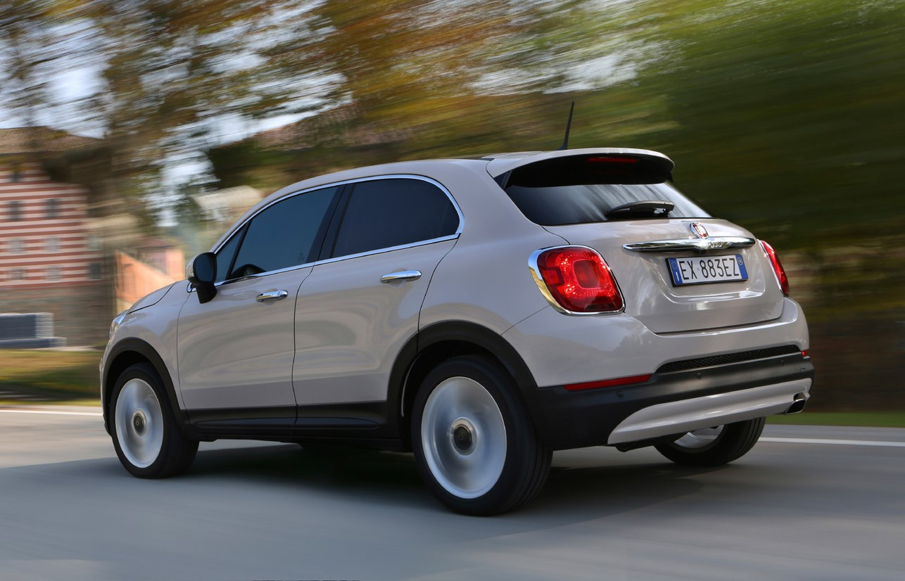 fiat 500x suv review parkers
