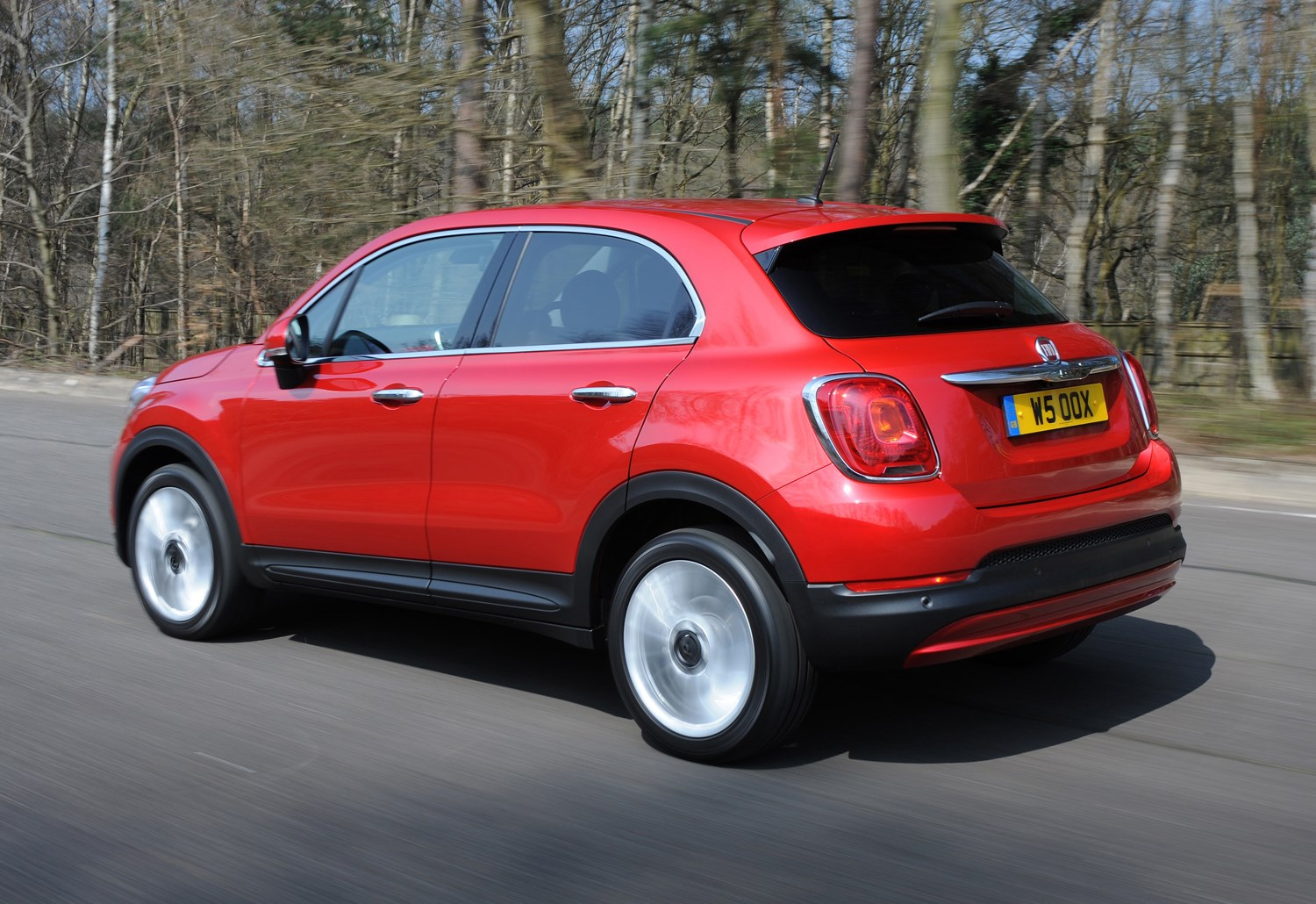 fiat 500x 4x4 review 2015 parkers. Black Bedroom Furniture Sets. Home Design Ideas