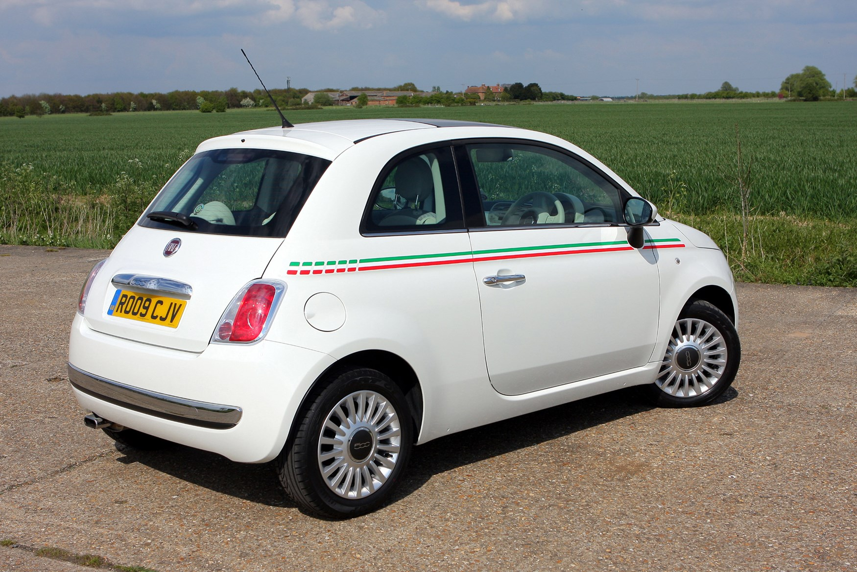 Fiat 500 2020 Practicality Boot Space Amp Dimensions