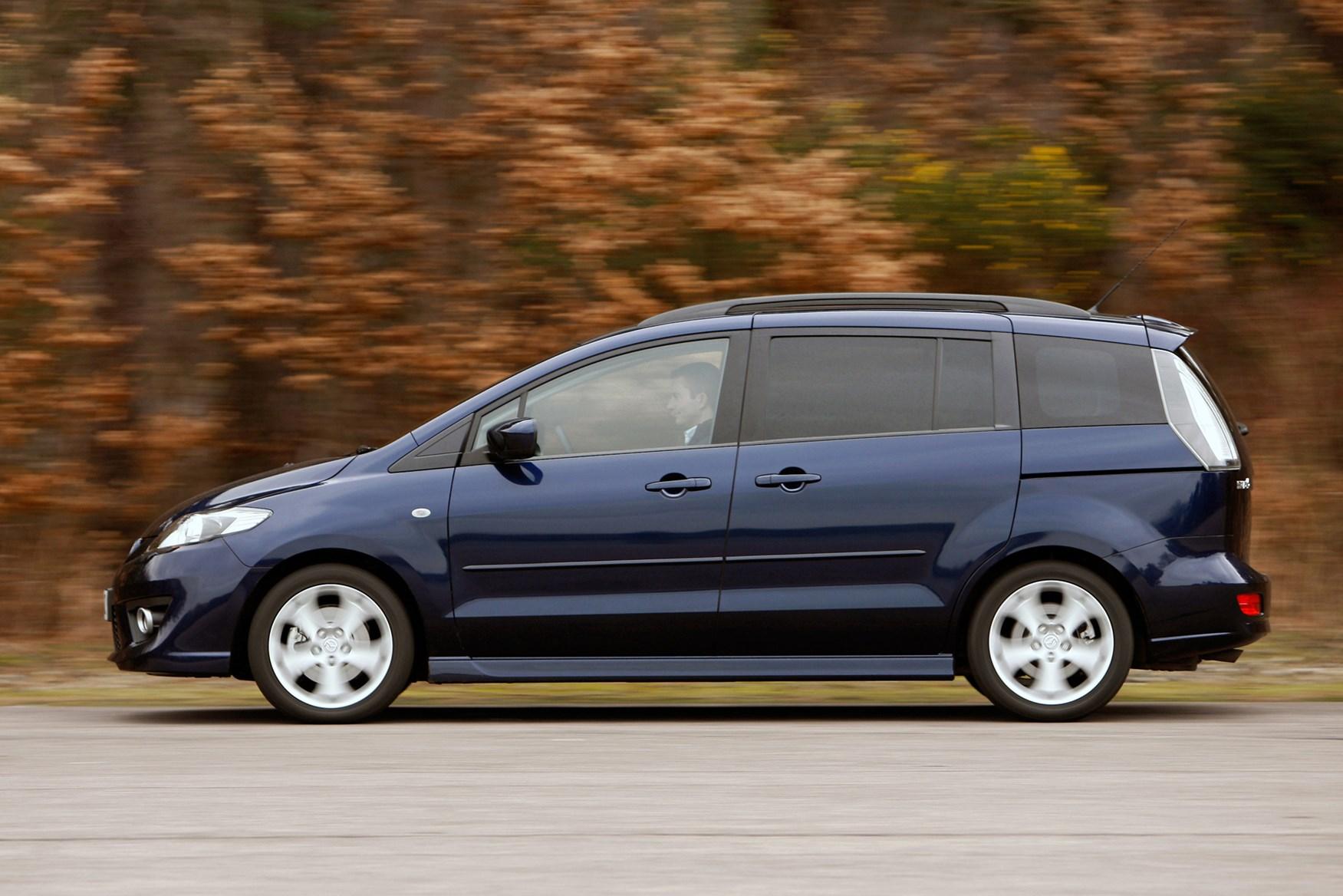 Kelebihan Mazda 5 2005 Top Model Tahun Ini